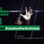 HRDNSL joins the world in solidarity of International Day of the Disappeared